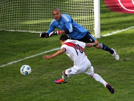 Coppa America: Peru'- Venezuela 4-1 -