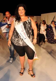 E' Ornella la miss Cicciona 2011 -