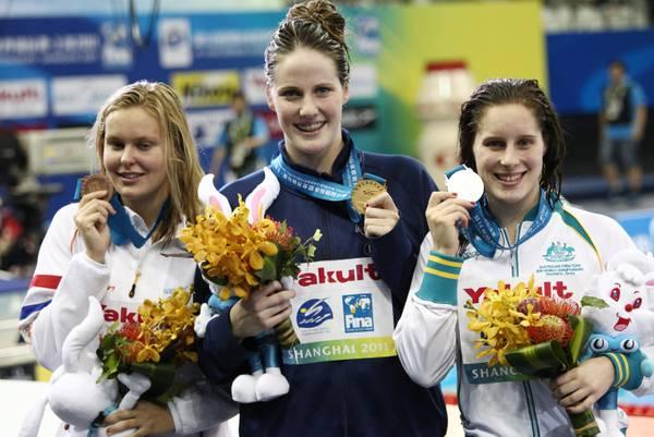 Shanghai: 200 metri Dorso, sul podio Usa, Australia e Olanda -
