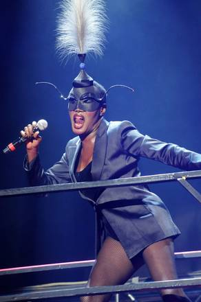 CONCERTO GRACE JONES IN POLONIA -