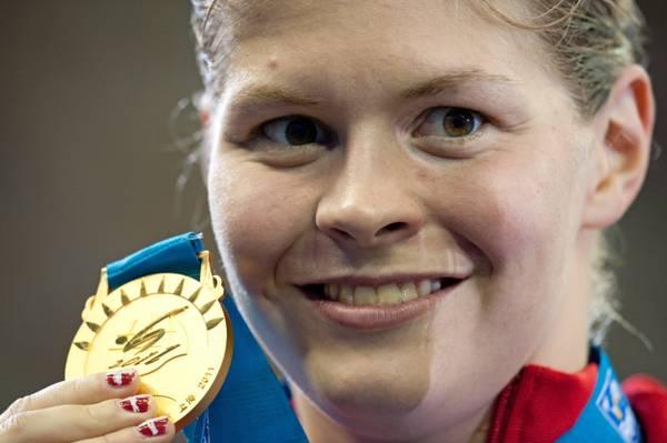 Mondiali nuoto: Lotte Friis oro nei 1500 metri stile libero -