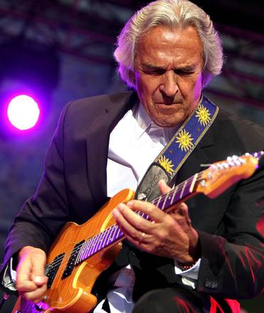Jazz a San Sebastian: il chitarrista inglese John McLaughlin -