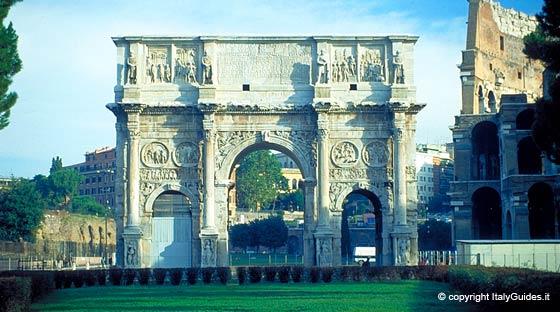 Arco di Costantino - Roma -