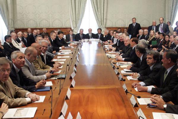 A Roma, tavolo governo-parti sociali: Presiede il Premier -