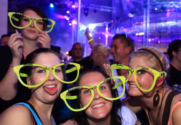 Musica, rave in Germania -