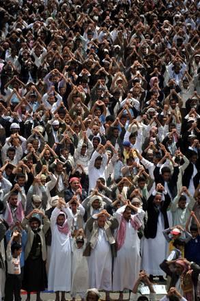 Yemen: a Sana'a manifestazioni e slogan contro il governo -