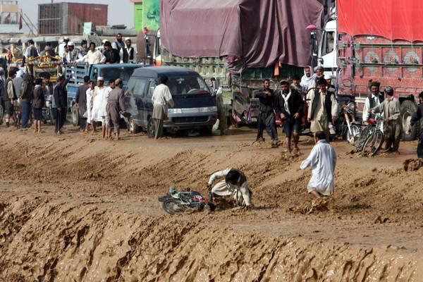 Afghanistan, a Ghazni danni da piogge torrenziali -