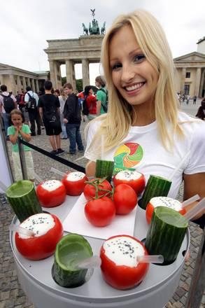 Berlino:dal Min. Salute iniziativa per un'alimentazione sana -