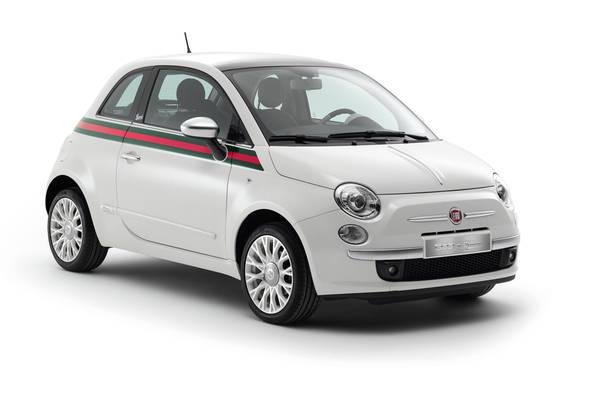 Fiat, a New York debutto Usa dell'esclusiva 500 by Gucci -