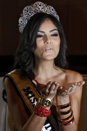 Ximena Navarrete, miss Universo 2010 -