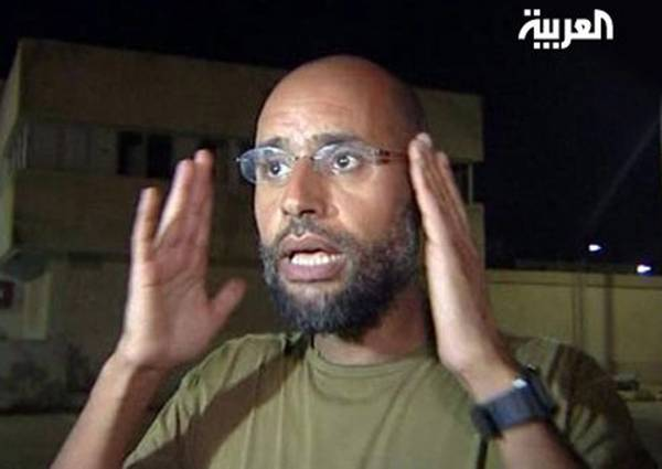 "Saif, figlio di Gheddafi, afferma: ""Mio padre e' a Tripoli"" -"