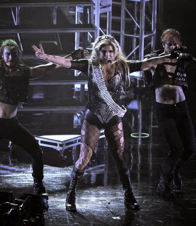 Citta' del Messico, ''MTV World Stage'': lo show di Kesha -