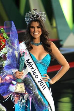 Karina Gonzales in lizza per Miss Universo 2012 -