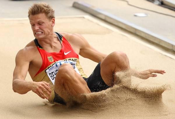 Pascal Behrenbruch ai mondiali di atletica di Daegu -