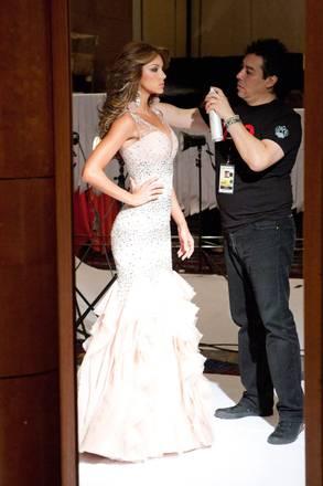Continuano i preparativi per l'elezione di Miss Universo 2011 -