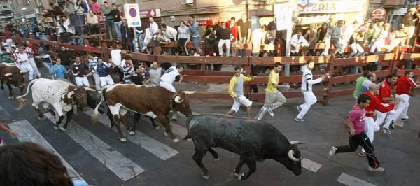 Madrid, a San Sebastian de los Reyes la 'Pamplona Chica' -