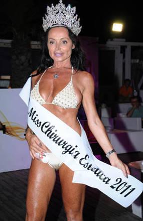 Sabrina Cermaria, nuova Miss Chirurgia Estetica -