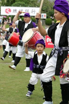 A Okinawa tradizione, danza e musica all'Eisa Festival -