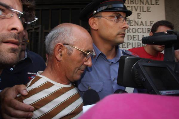 Omicidio Sarah, Misseri lascia tribunale Taranto -