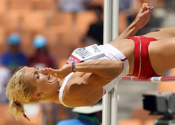 Mondiali atletica, polacca Tyminska a filo d'asticella -