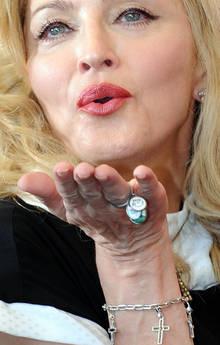 Venezia: folla per Madonna -