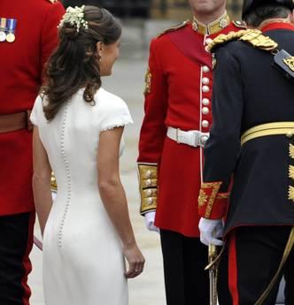 Pippa Middleton, la piu' bella del reame - Il lato 'b' -