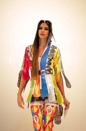 Alta moda a Buenos Aires, una creazione Andrea Diana -