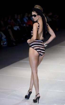 Fashion Show a Buenos Aires:la nuova collezione di Calandra -
