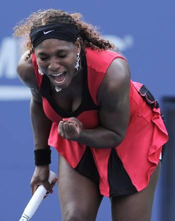 A Flushing Meadows, ce l'ha con sé stessa Serena Williams -