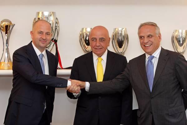 Milan, accordo di sponsorizzazione con la Taci Oil -