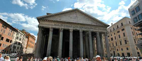Il Pantheon - Roma -