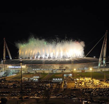 Torino, la Juventus ora ha il suo stadio -