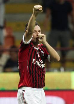Lazio - Milan 2-2 -