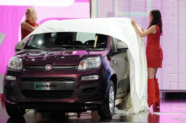 Riscossa Fiat: La nuova Panda presentata a Francoforte -