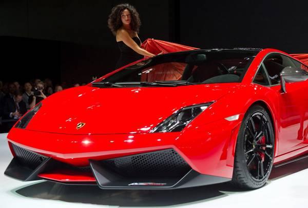 Nuova Lamborghini Gallardo -
