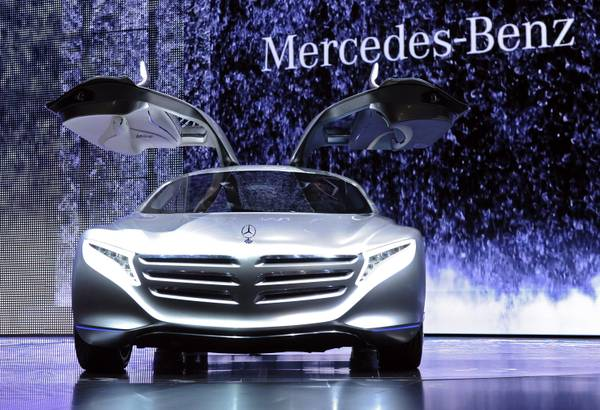 Mercedes-Benz F125 - concept car -