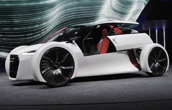 Audi urban concept -