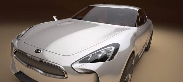 KIA KED-8 - concept car -
