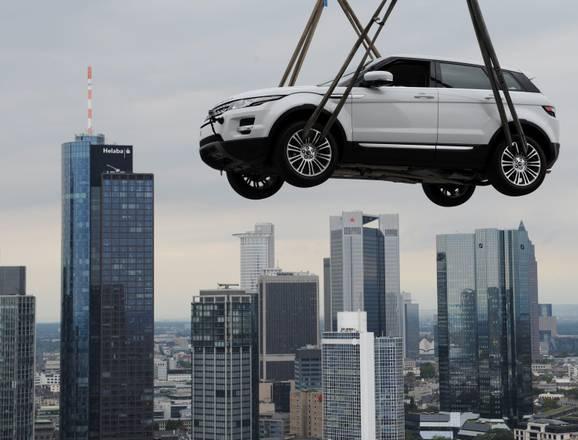 Range Rover Evoque -
