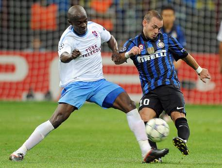 Champions: Inter-Trabzonspor 0-1 -