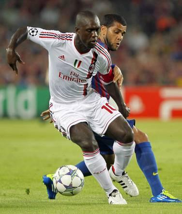 Barcellona-Milan 2-2 -