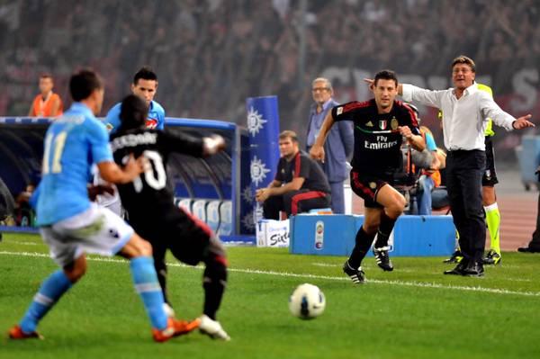 Napoli-Milan 3-1
