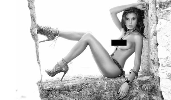 Miss Italia Foto nudo, Alice Bellotto esclusa -