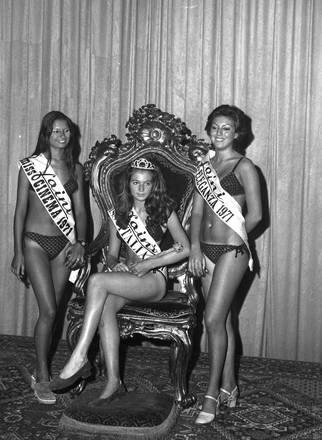Miss Italia Quando le Miss erano in bianco e nero