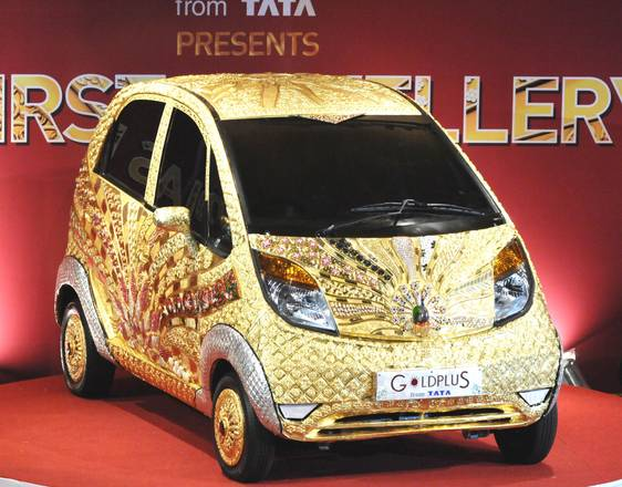 Tata Nano, da auto low cost a gioiello da 3 milioni -