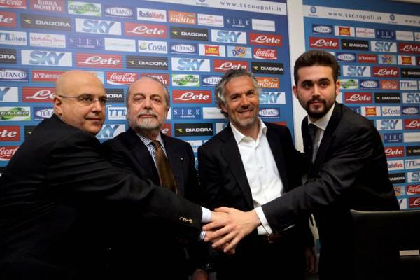 A Castelvolturno fecero un patto per il Napoli Calcio - Ehi Fu -