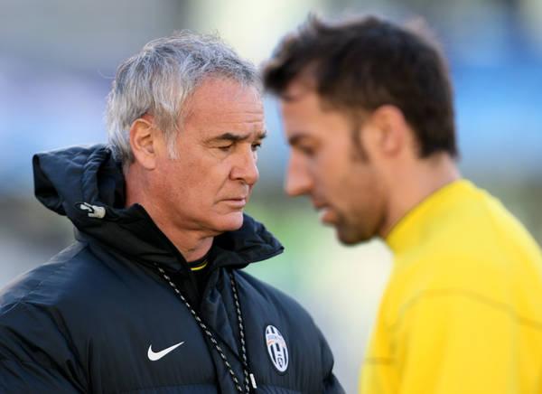 Ranieri a un passo dall'Inter, la carriera -