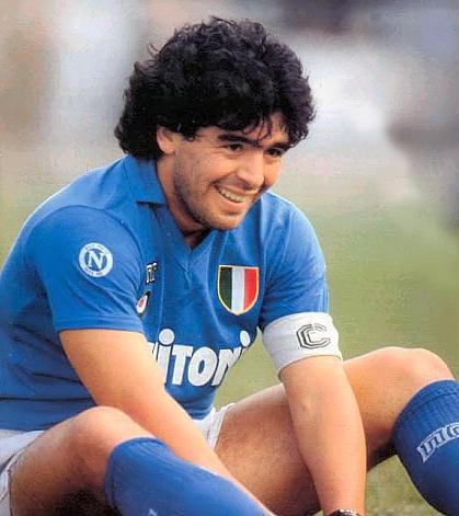 Diego Armando Maradona - Napoli 1987 -