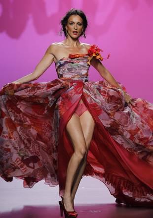 Moda: sfilata Maya Hansen a Madrid -