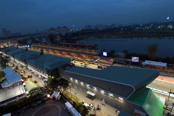 F1: Il circuito di Singapore -